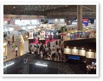 CEATEC JAPAN 2013の会場