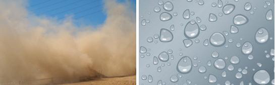 防水・防塵試験