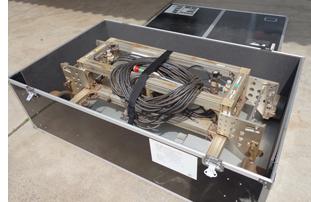 レール研磨機収納ケース 内装