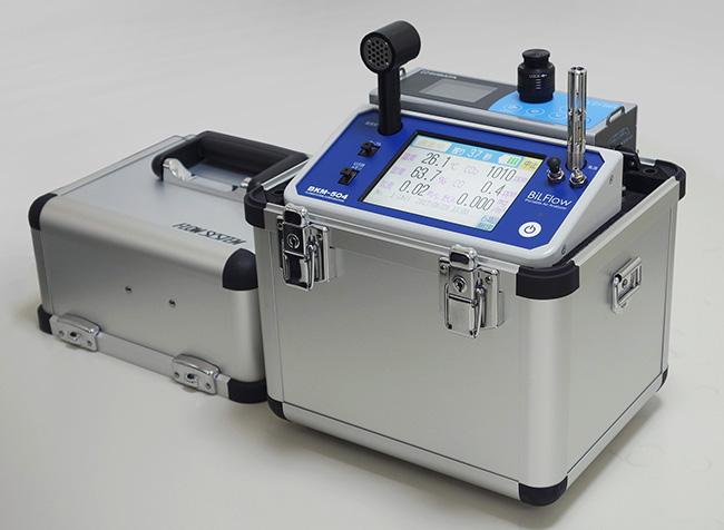 空気環境測定器ビルフロー用ケース02