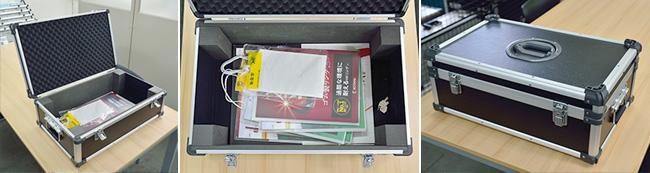 A4カタログ収納用ケース