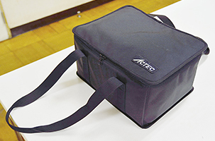 タブレット10台運搬用ソフトケース01