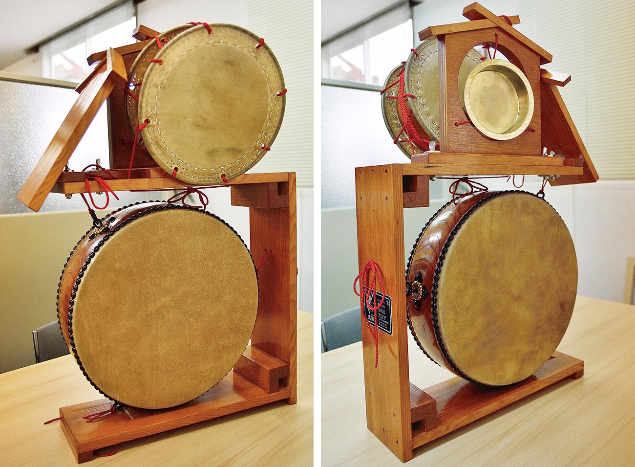 チンドン太鼓