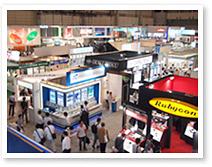 CEATEC JAPAN 2012の会場